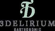 Logo 3Delirium Color