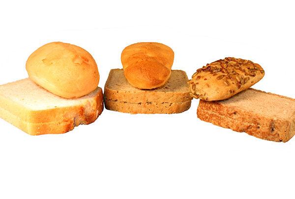 surtido de panes sin gluten ibepan
