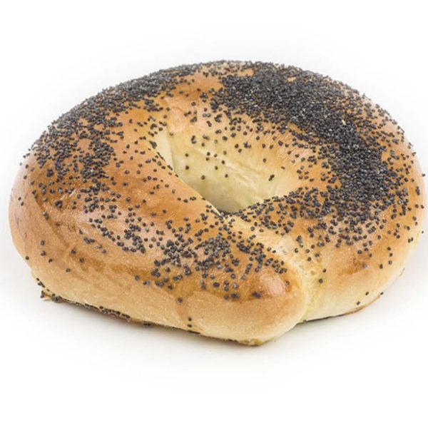 bagel con amapola obrador de juanito
