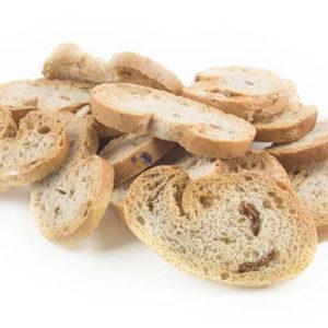 tostadas pasas y nueces obrador de juanito