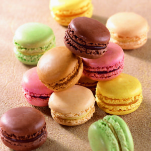 Canapes Macarons classic
