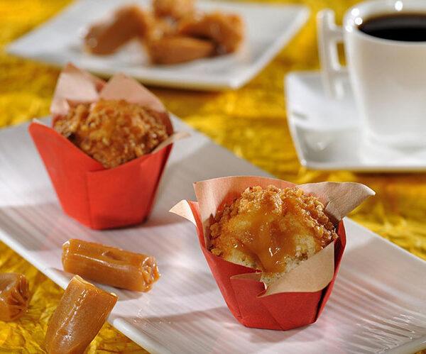 Mini Muffin caramelo