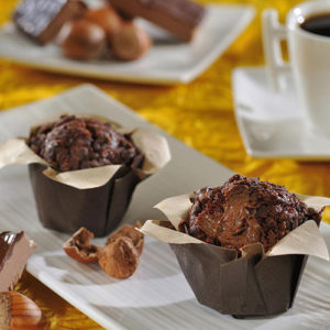 Mini Muffin chocolate