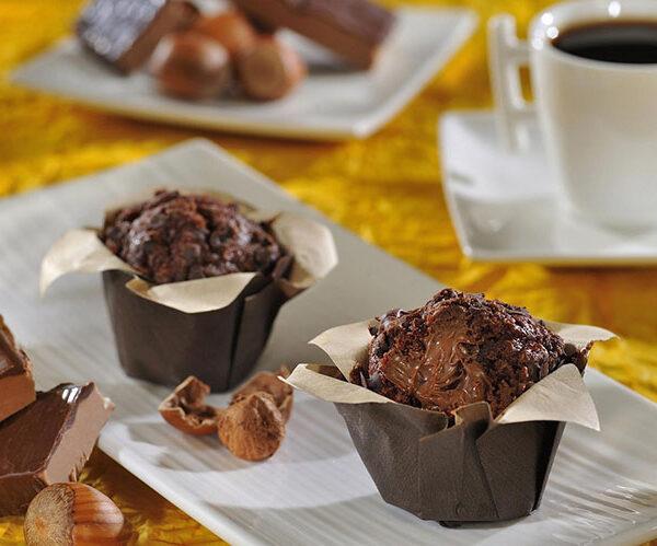Mini Muffin chocolate