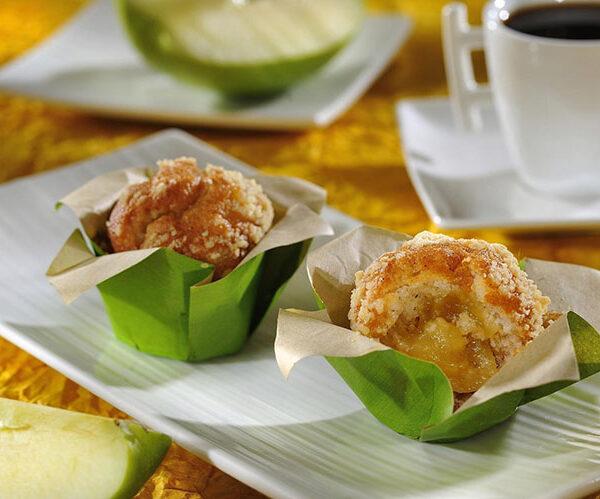 Mini Muffin manzana